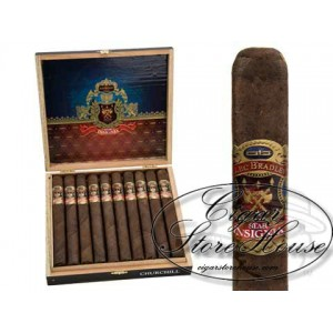 Alec Bradley Star Insignia Churchill