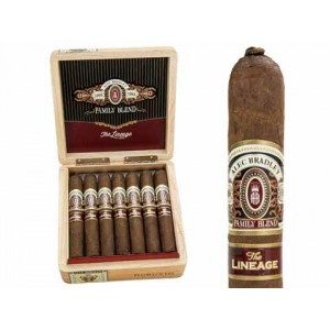 Family Blend The Lineage Robusto by Alec Bradley