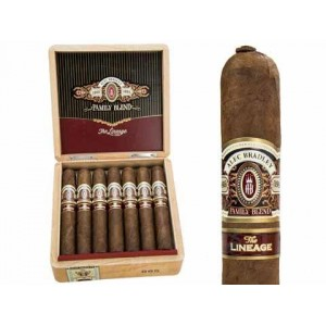 Family Blend The Lineage 665 by Alec Bradley