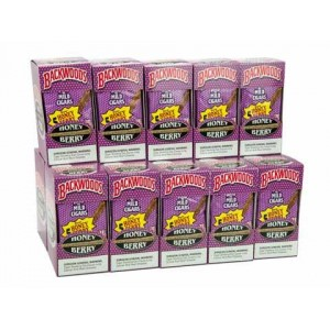 Backwoods Honey Berry Pouches