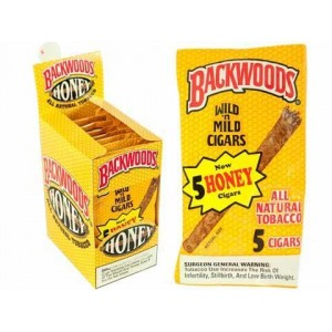 Backwoods Honey Pouches