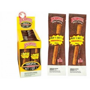 Backwoods Original Singles -Case