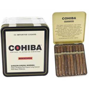 Cohiba Red Dot Miniatures