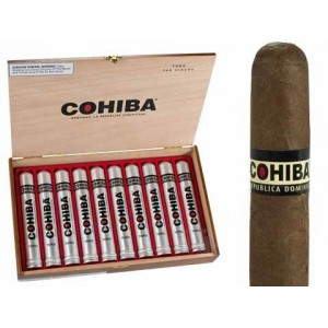 Cohiba Red Dot Toro Tubes