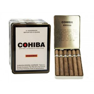Cohiba Red Dot Pequenos