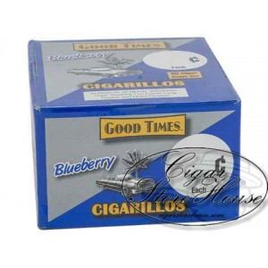 Good Times Blueberry Cigarillos