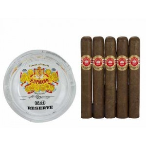 H.Upmann 1844 Reserve Toro Ashtray Gift Set