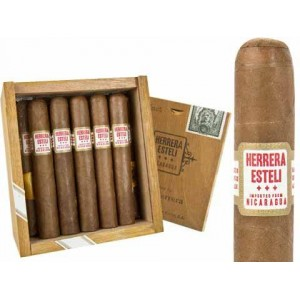 Herrera Esteli By Drew Estate Short Corona Gorda