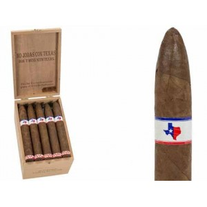 "La Aurora ""Don't Mess With Texas"" Belicoso"