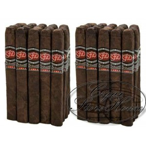 La Flor Dominicana LFD Light Grand Maduro No.7 2 Box Deal