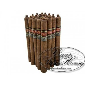 LFD La Flor Dominicana Double Ligero Churchill Especiale Pigtail Cabinet Natural