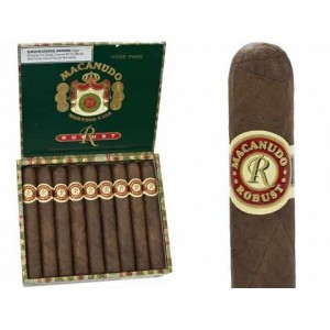 Macanudo Hyde Park Robust