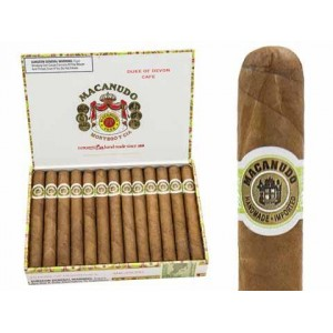 Macanudo Duke Of Devon Cafe