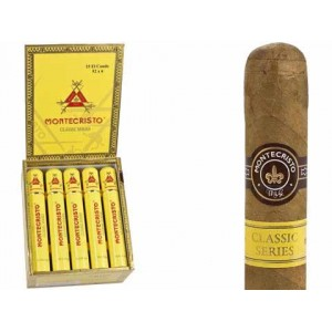Montecristo Classic Collection El Conde Tubos
