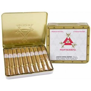 Montecristo White Label Prontos Petites