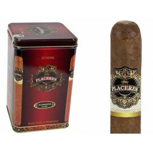 Placeres Robusto With Humidor Can