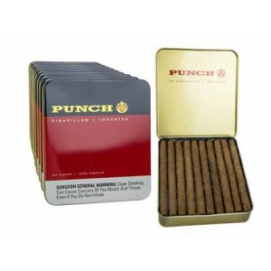 Punch Cigarillos Tins
