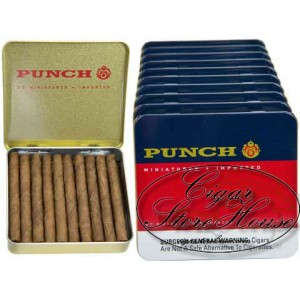 Punch Miniatures Tins