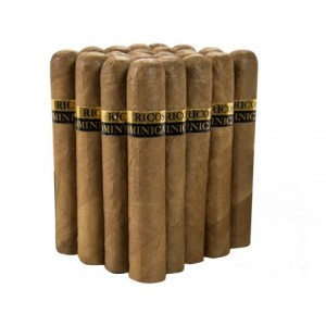 Ricos Dominicanos Black Label Robusto Natural