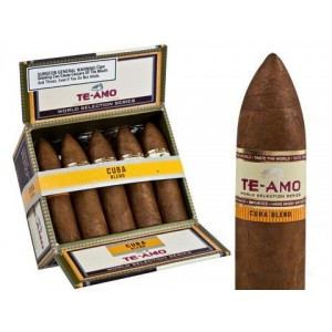Te-Amo World Selection Series Cuban Blend Gran Corto