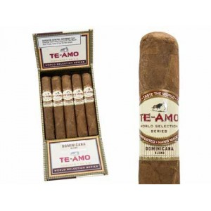 Te-Amo World Selection Series Dominicana Blend Robusto