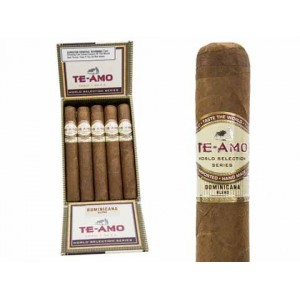 Te-Amo World Selection Series Dominicana Blend Toro
