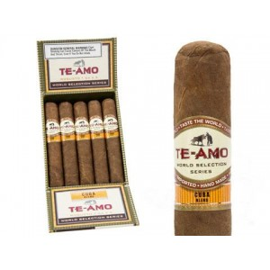 Te-Amo World Selection Series Cuban Blend Robusto