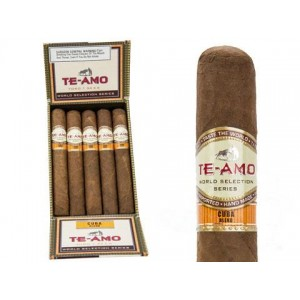 Te-Amo World Selection Series Cuban Blend Toro