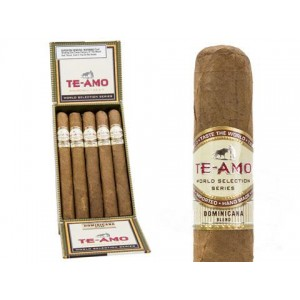 Te-Amo World Selection Series Dominicana Blend Churchill
