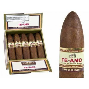 Te-Amo World Selection Series Honduras Blend Gran Corto