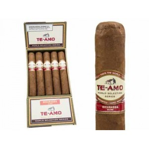 Te-Amo World Selection Series Nicaraguan Blend Gran Toro