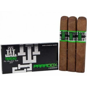 Trinidad Robusto Three Pack Sampler